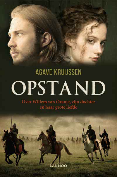 opstand - cover